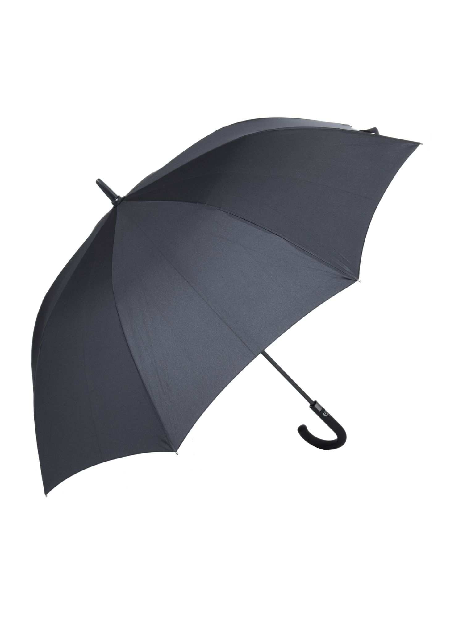 Fulton Knightsbridge umbrella with automatic opening Black