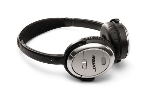 QuietComfort 3 Noise Cancelling Headphones (QC3) by Bose