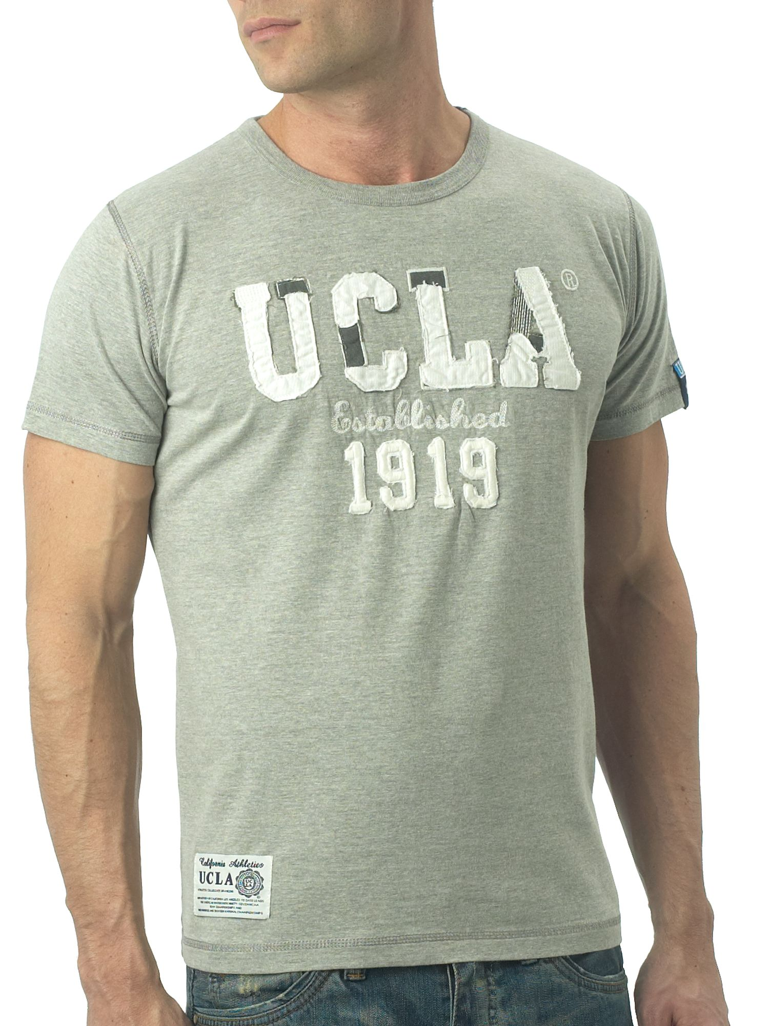 UCLA Brand application T-shirt product image