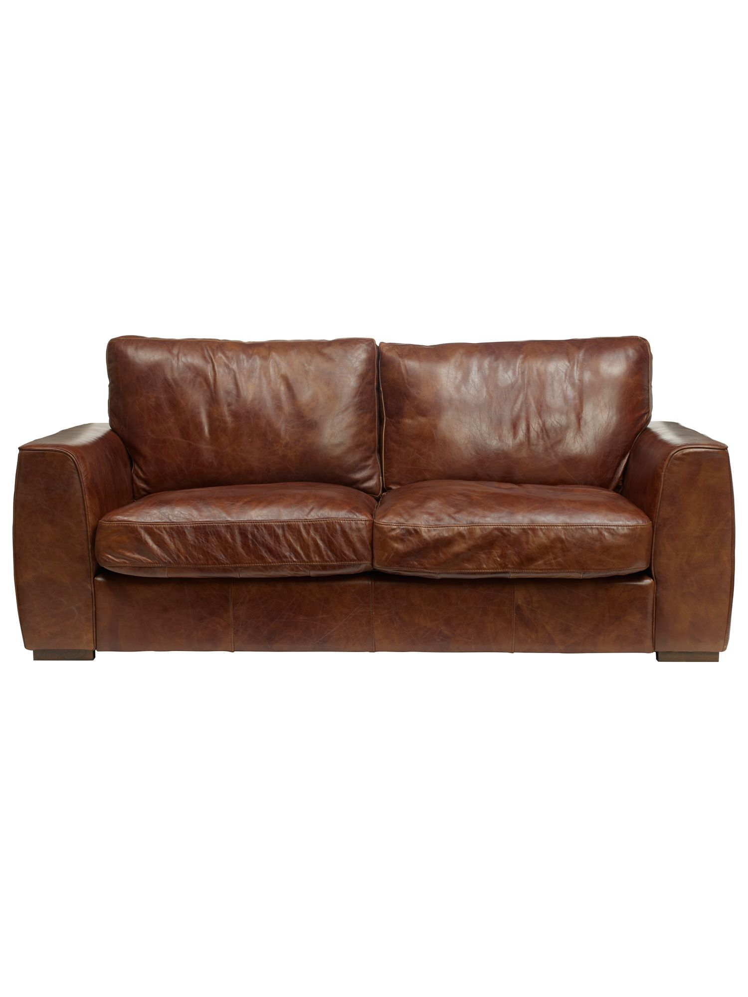 Colorado 2 seater medium sofa mocca