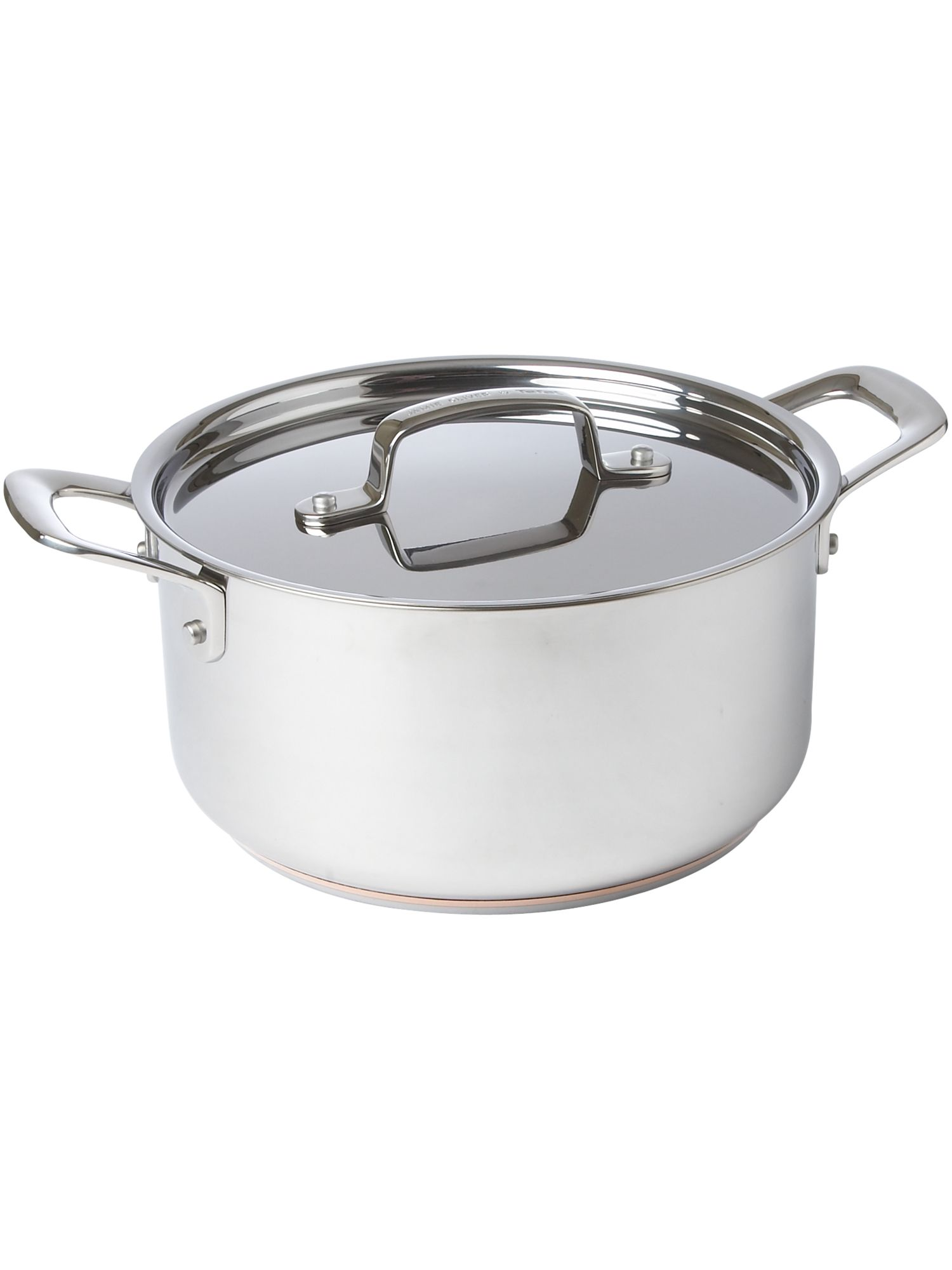Jamie Oliver Stainless steel 24cm stew pot