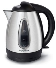 Brushed Jug Kettle 43024