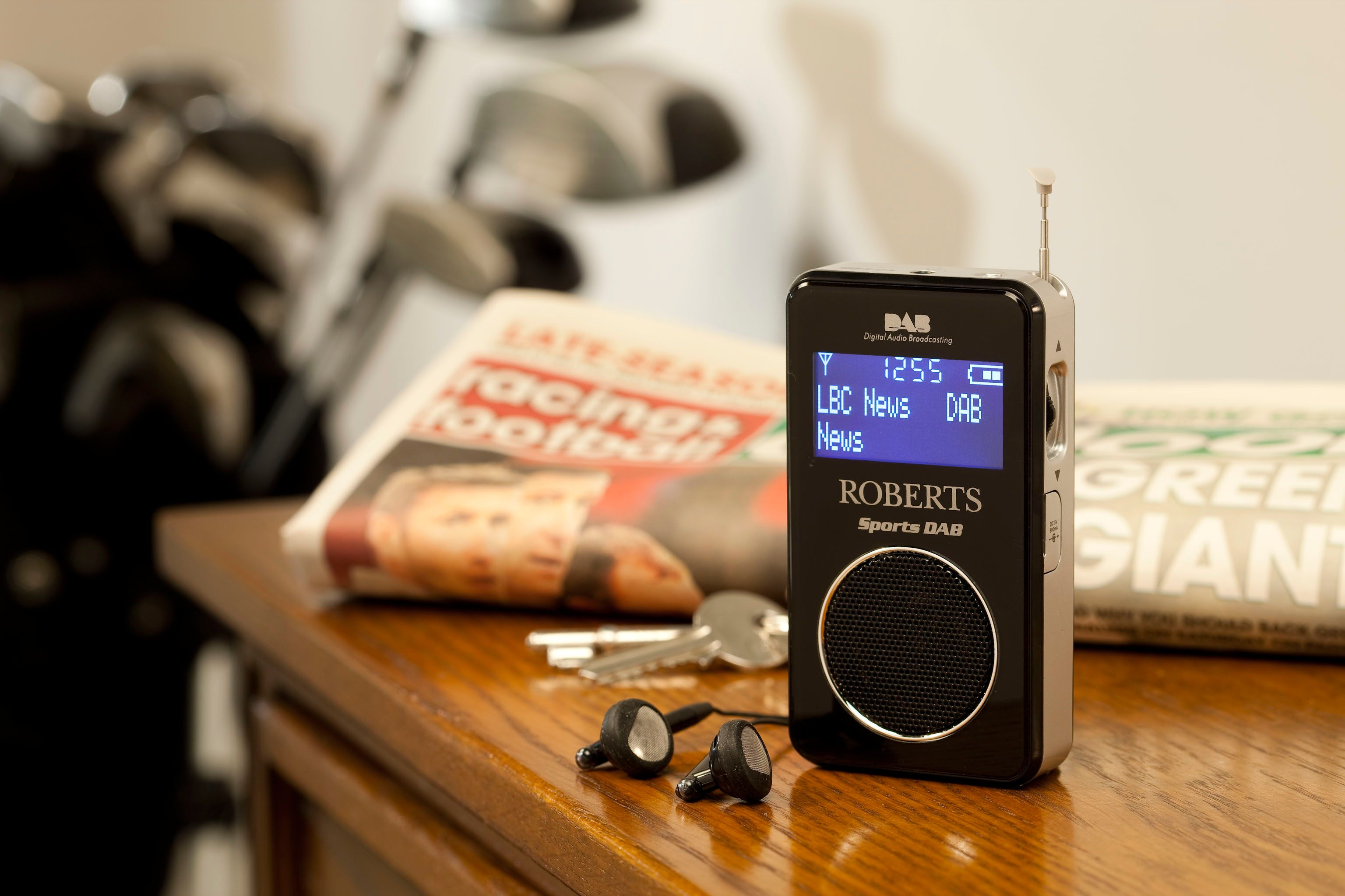 Sports DAB 2 Portable Radio