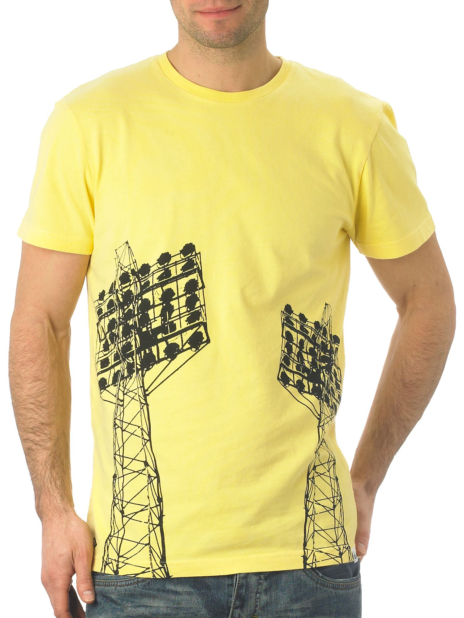 Umbro Floodlight Tee Yellow product image