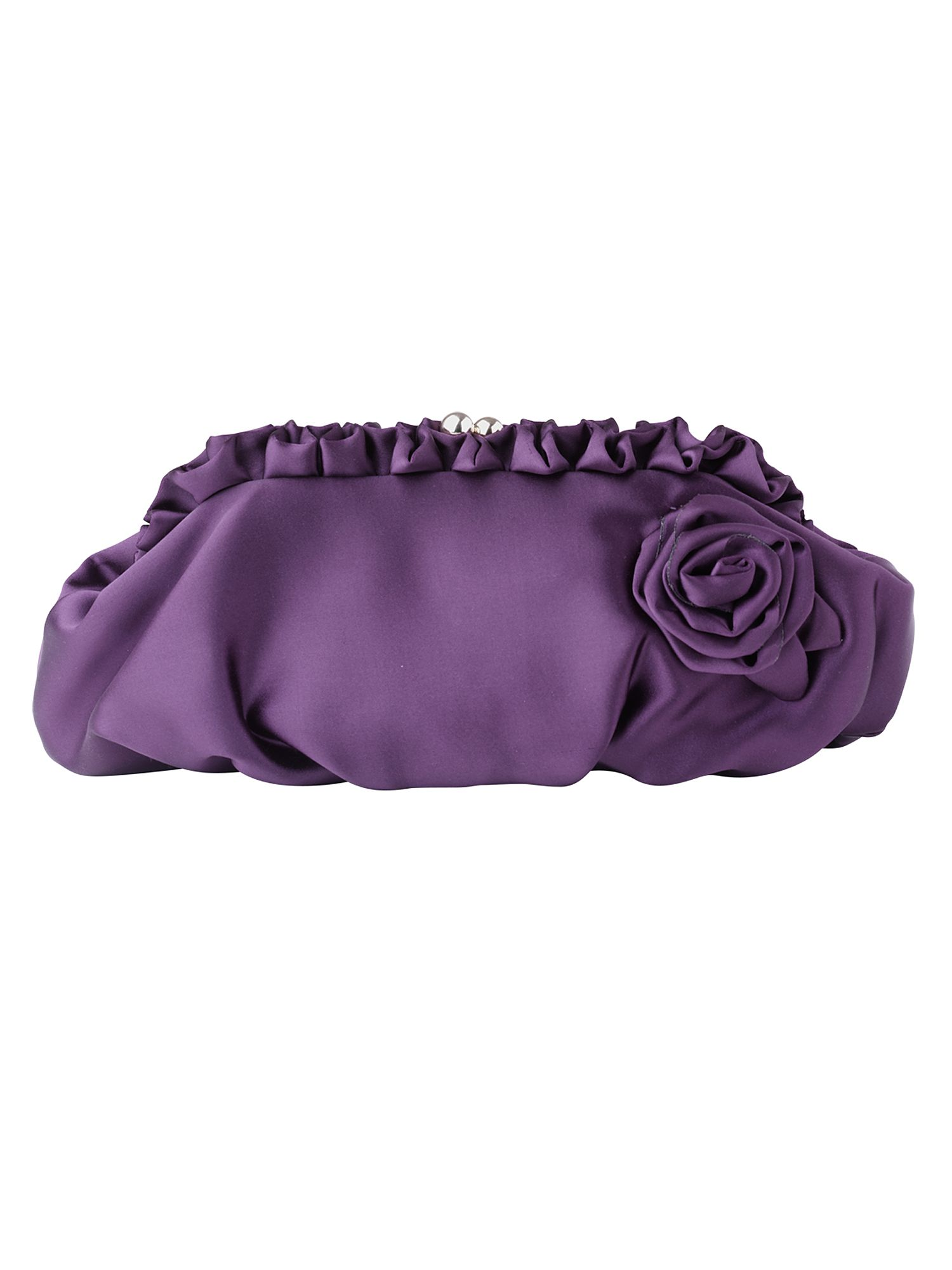 Phase Eight Corsage handbag Purple product image
