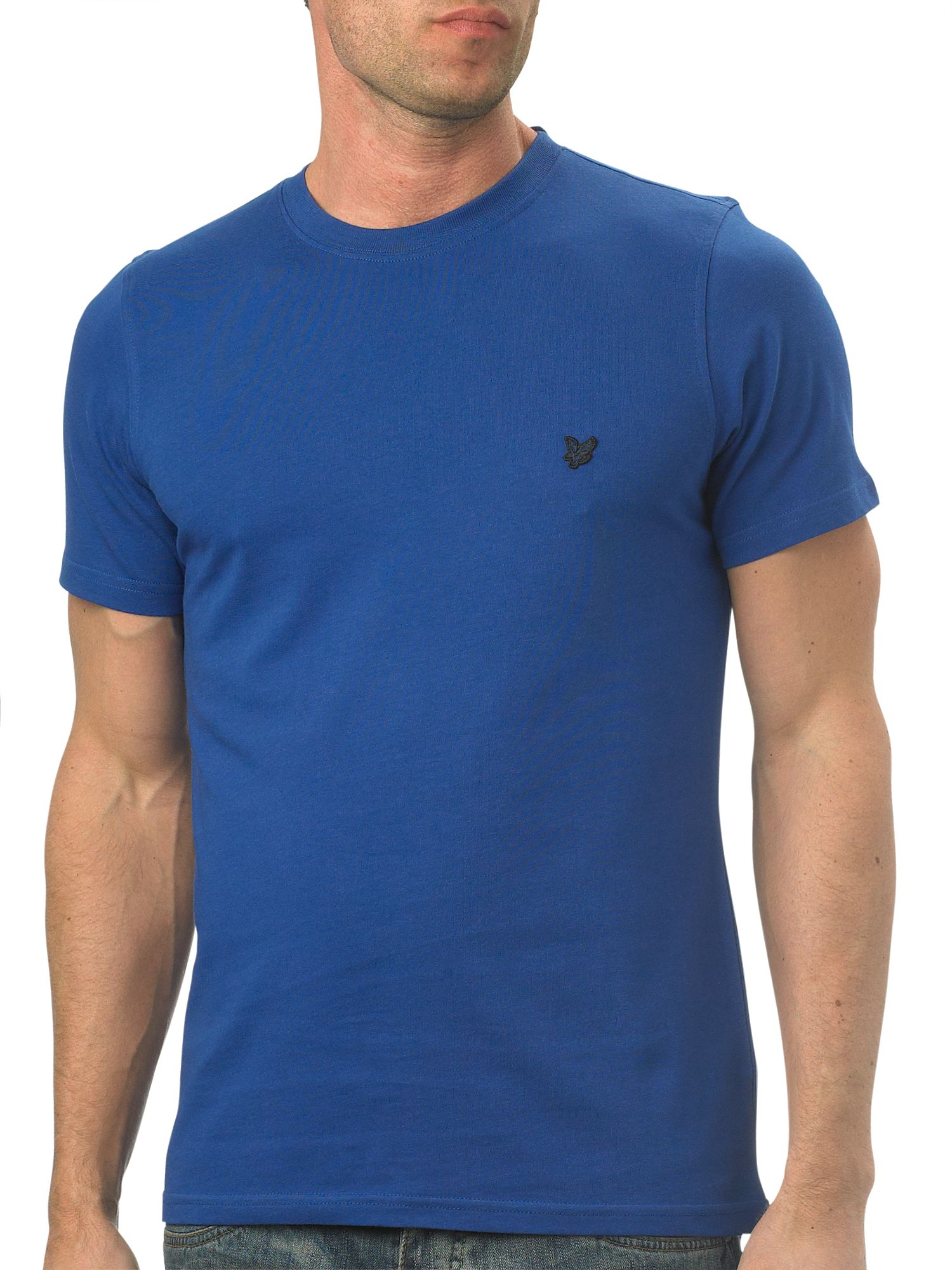 Lyle & Scott Crew neck t-shirt Blue product image