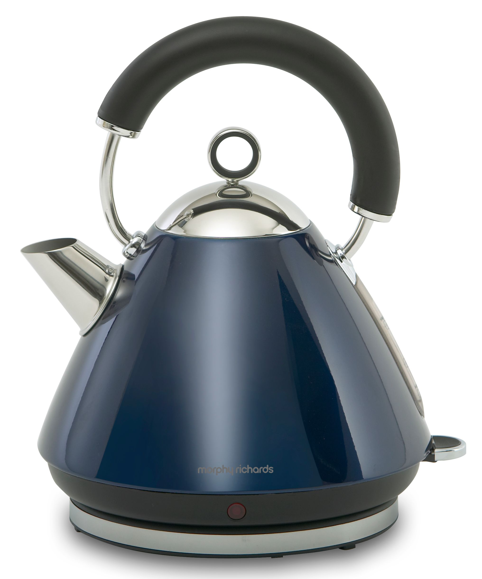 43770 blue accents kettle