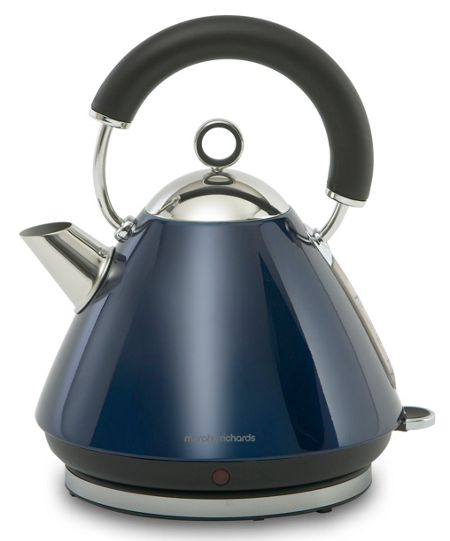 Morphy Richards 43770 blue accents kettle