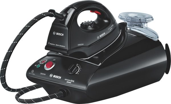 TDS2569GB black professional steam generator