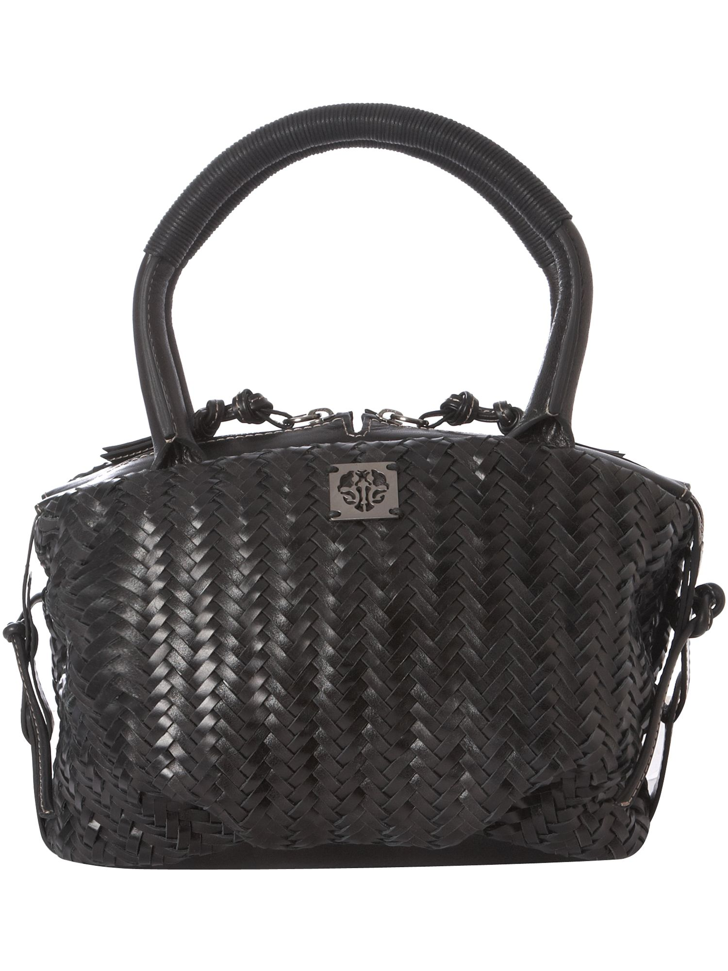Ameko Elton Small leather tote bag. product image