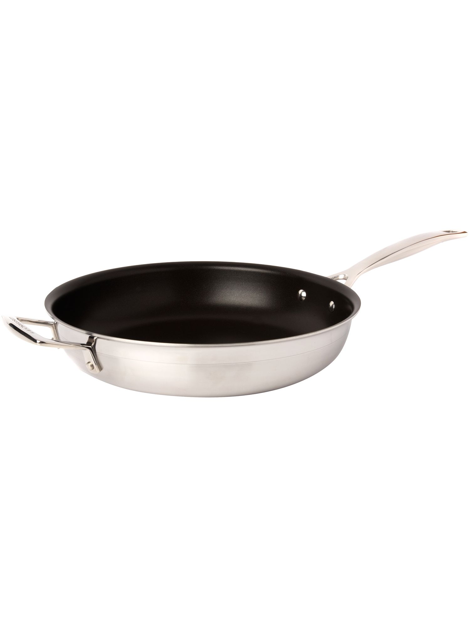 Le Creuset 3-Ply Stainless Steel 28cm Frying Pan