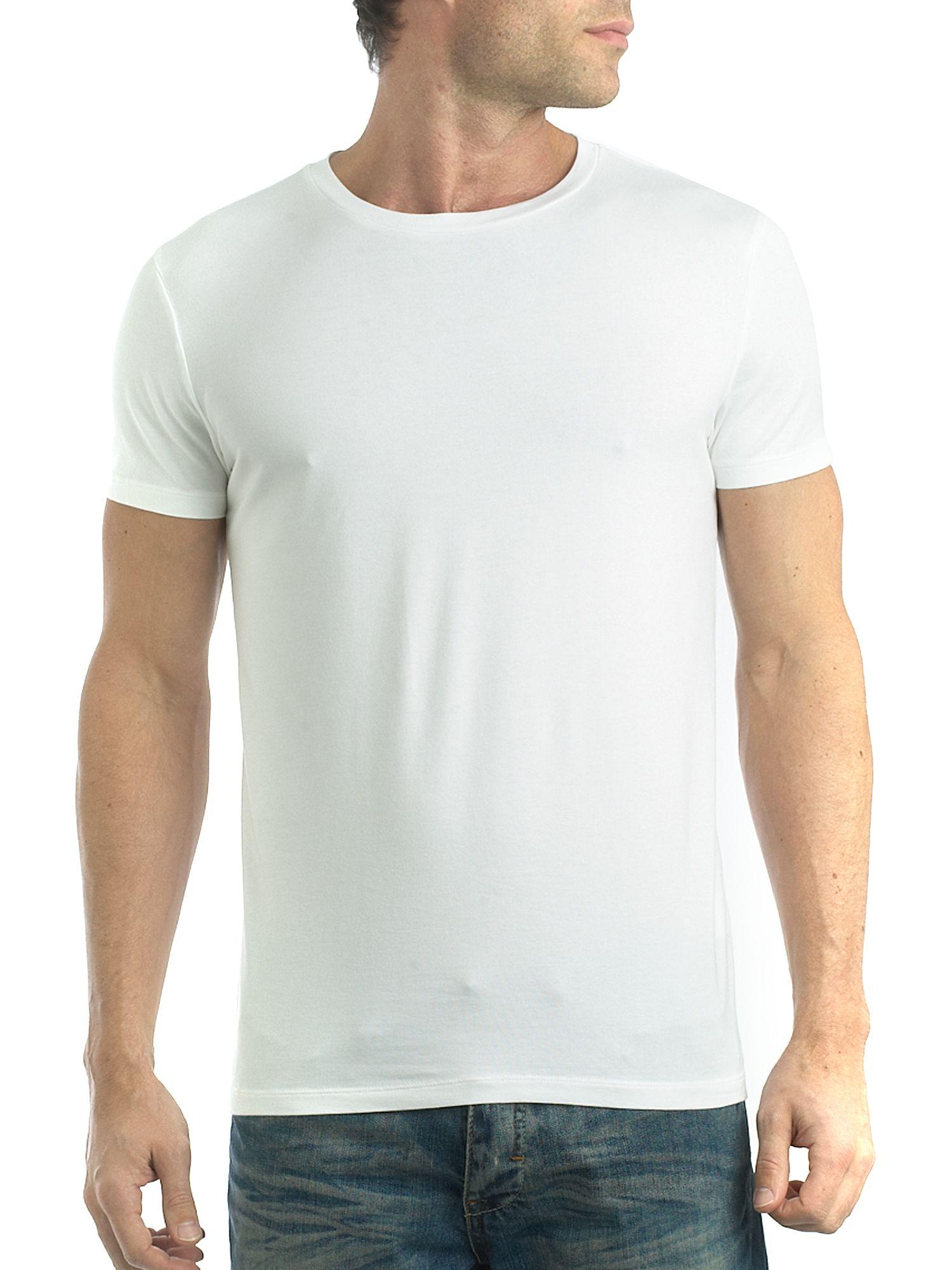 Hugo Boss Basic 2 pocket T-shirt White product image