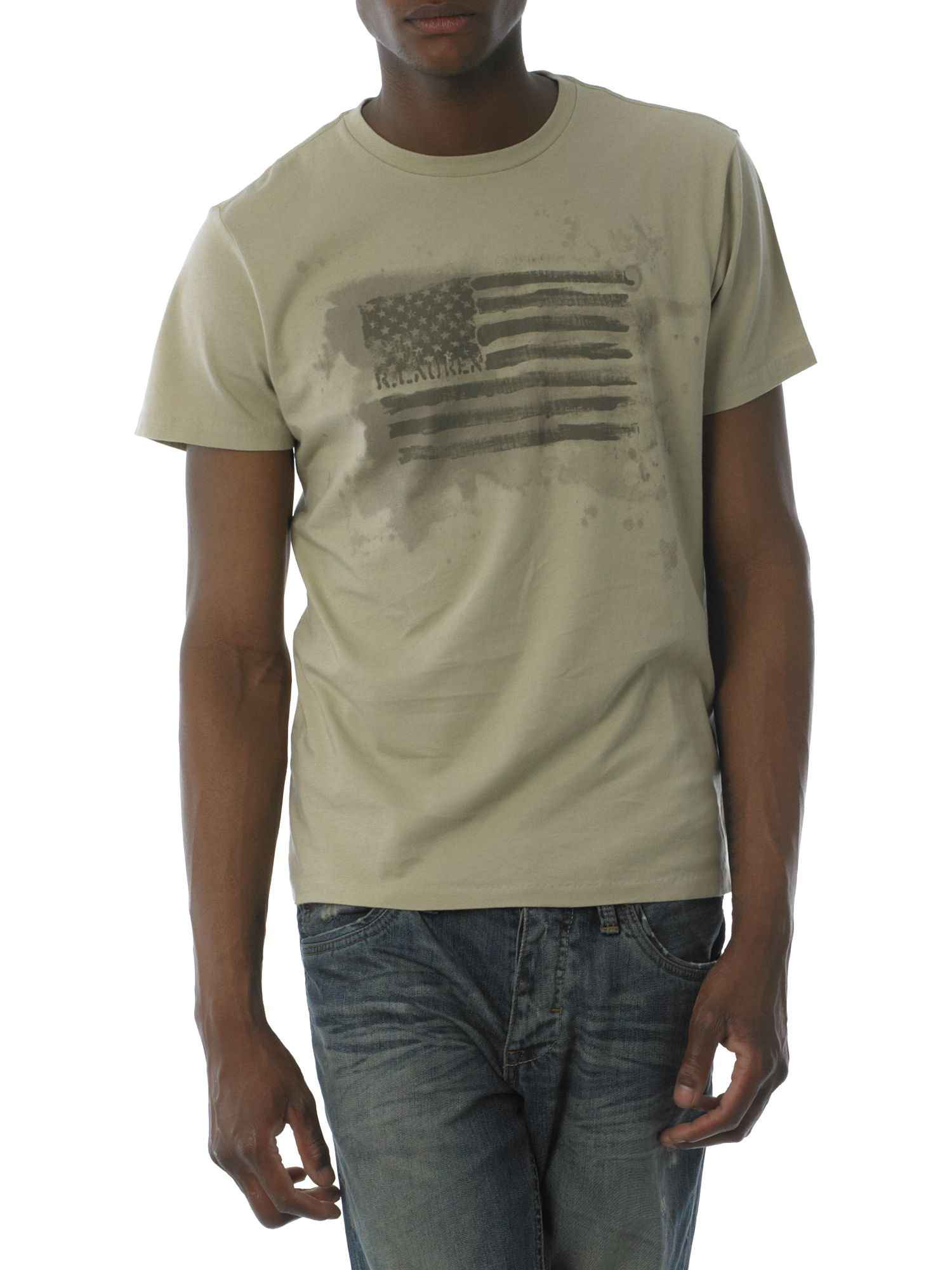 Polo Jeans Kole basic print T-shirt Putty product image
