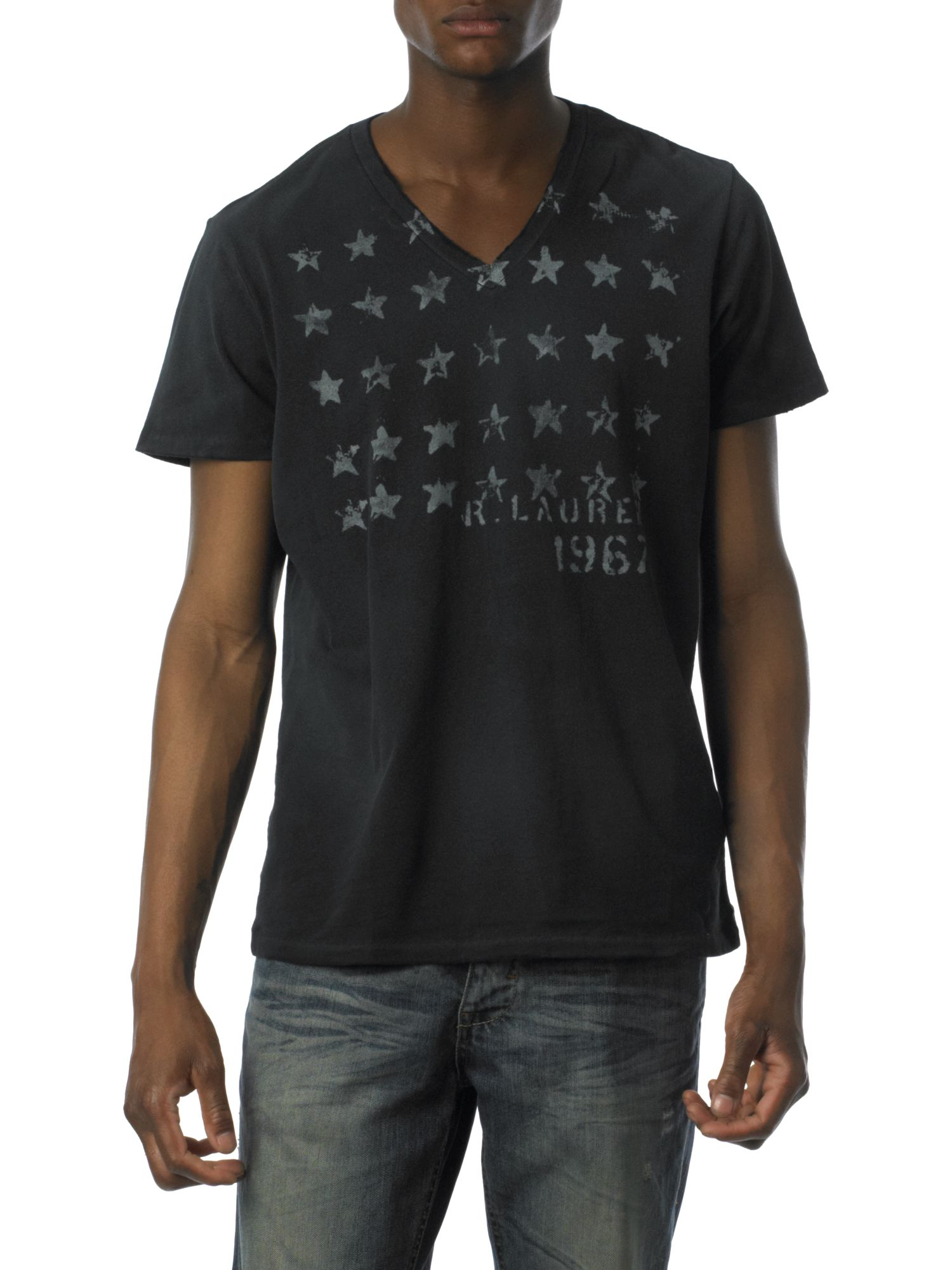 Polo Jeans V-neck stars T-shirt product image