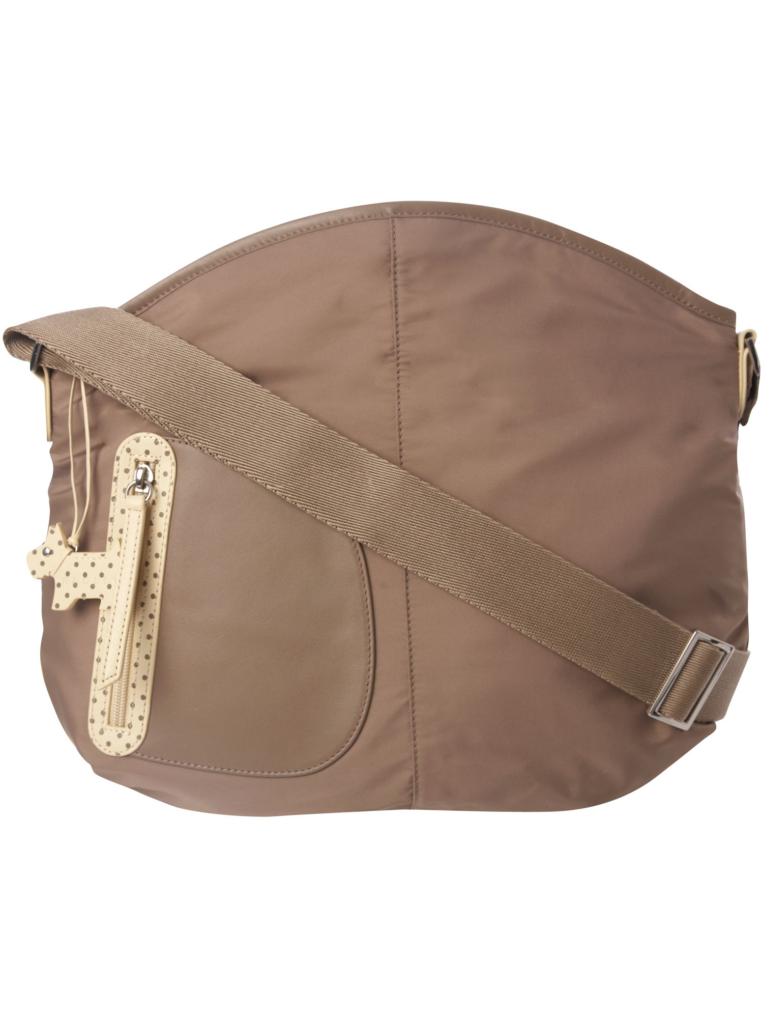 Pursuit nylon large cross body bag