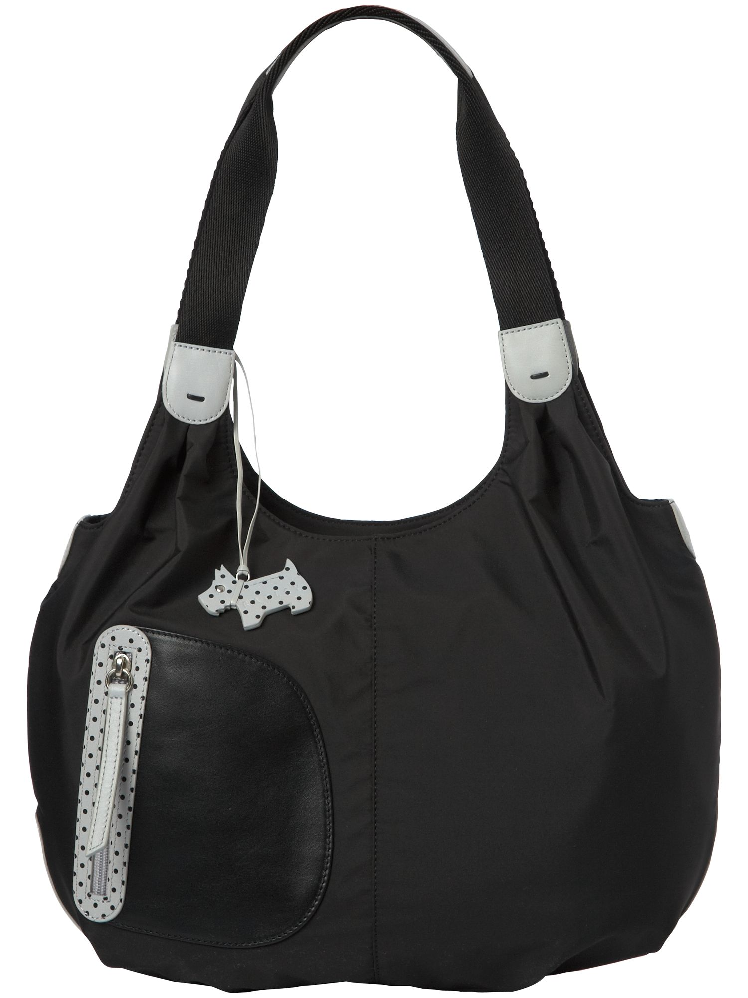 Pursuit nylon large tote bag