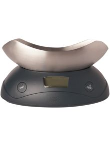 Grey Shell Digital Scale