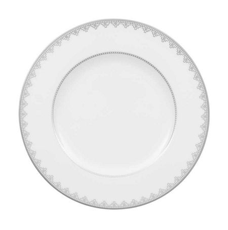 Villeroy & Boch White lace diner plate