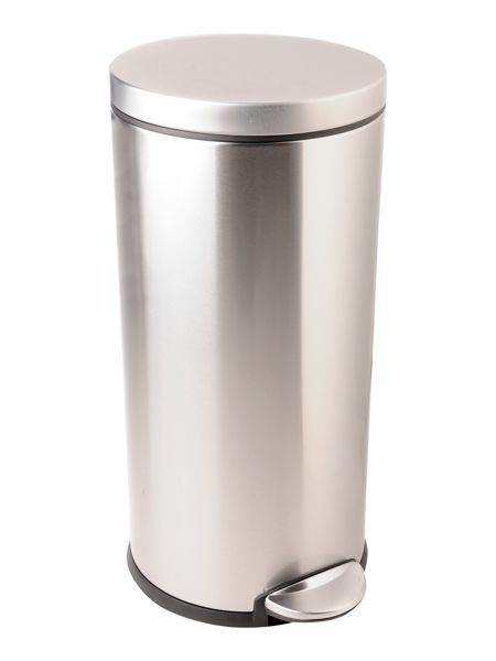 Simplehuman 30 litre deluxe round pedal bin