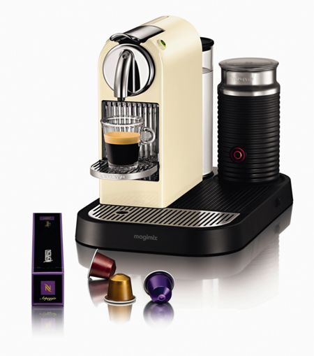 Magimix M190 Cream Citiz & Milk Nespresso Coffee Machine