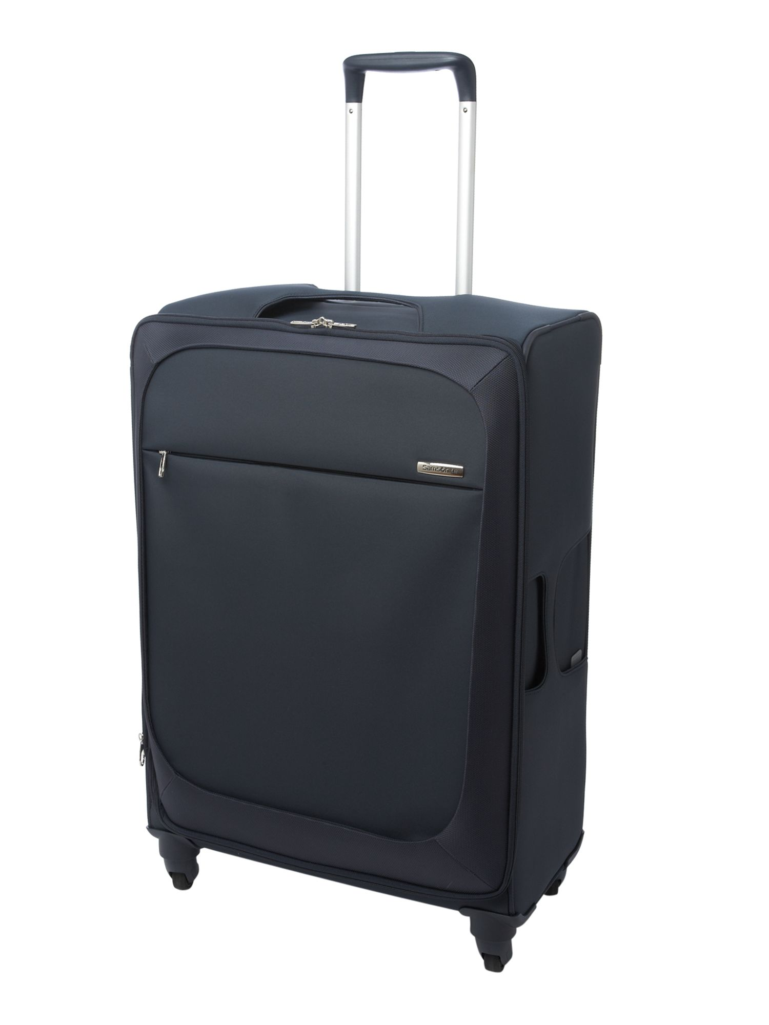 BLite blue 77cm 4 wheel case