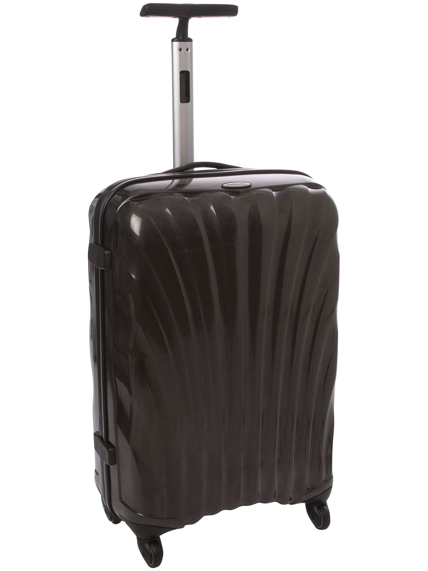 Cosmolite black 68cm 4 wheel case