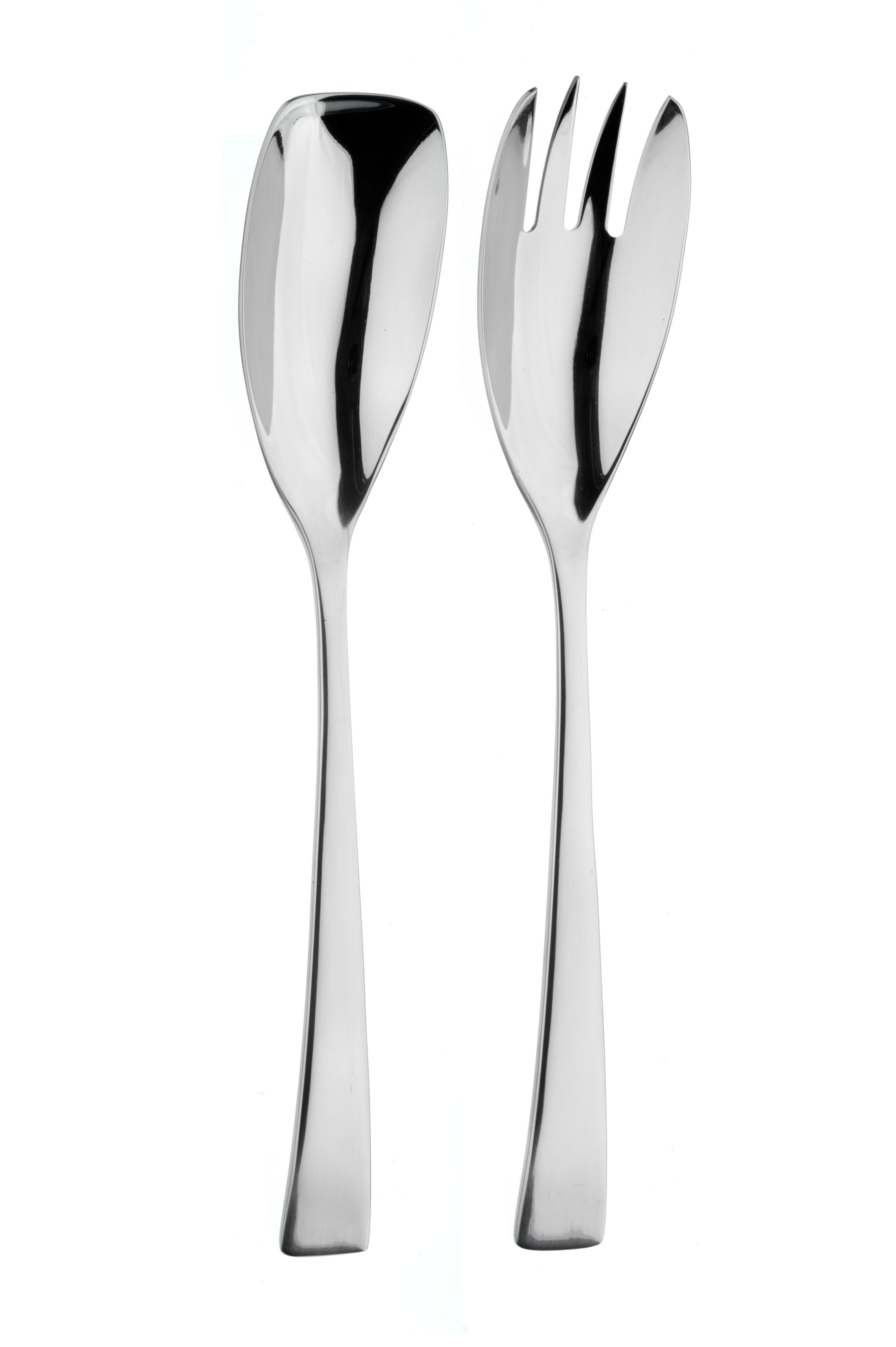 Pair of salad servers