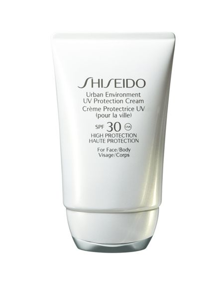 Shiseido UV protection cream SPF 30