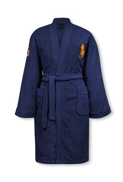 Ralph Lauren Home Big player bath robe