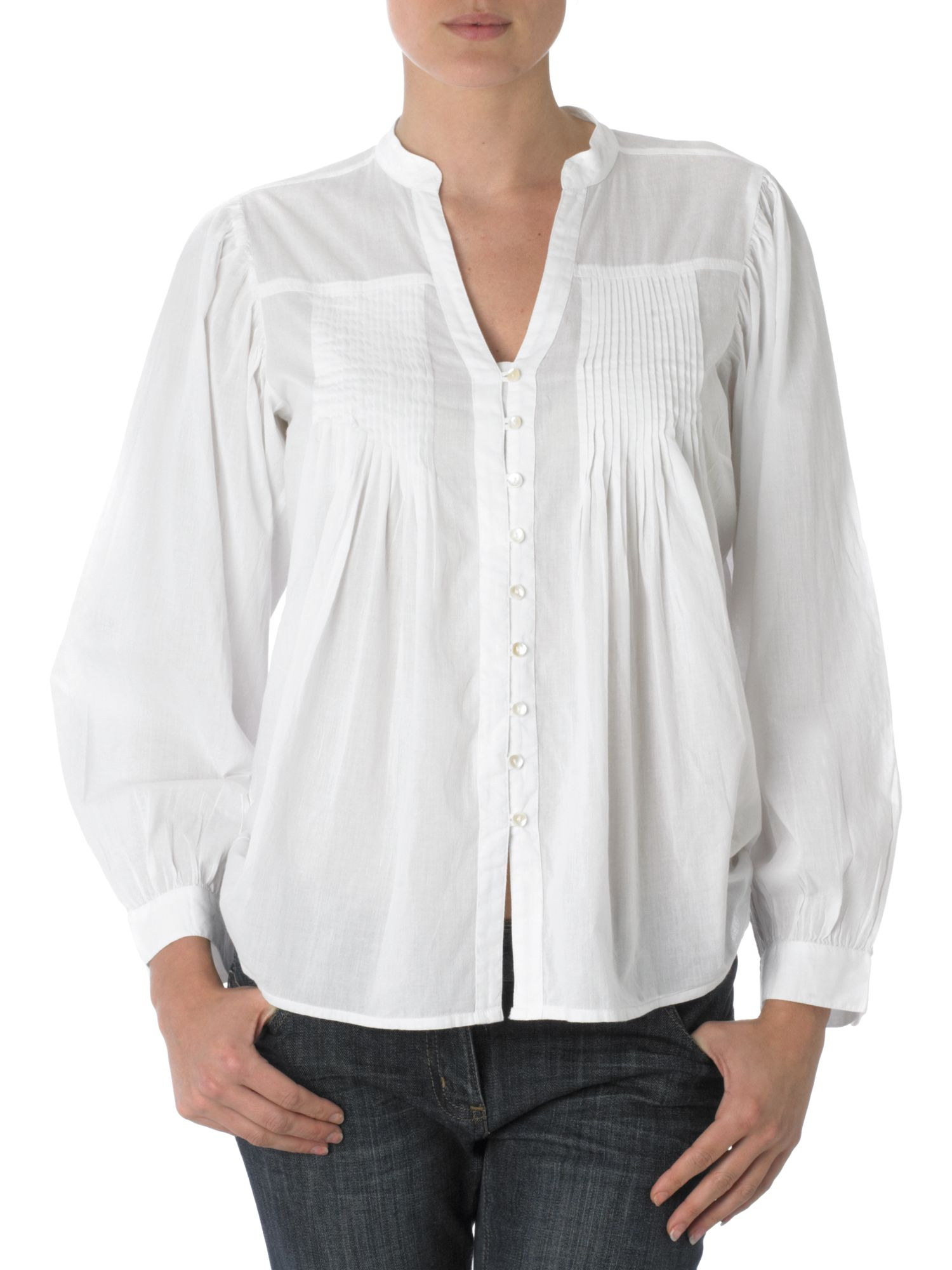 Linea Weekend Pintuck blouse product image