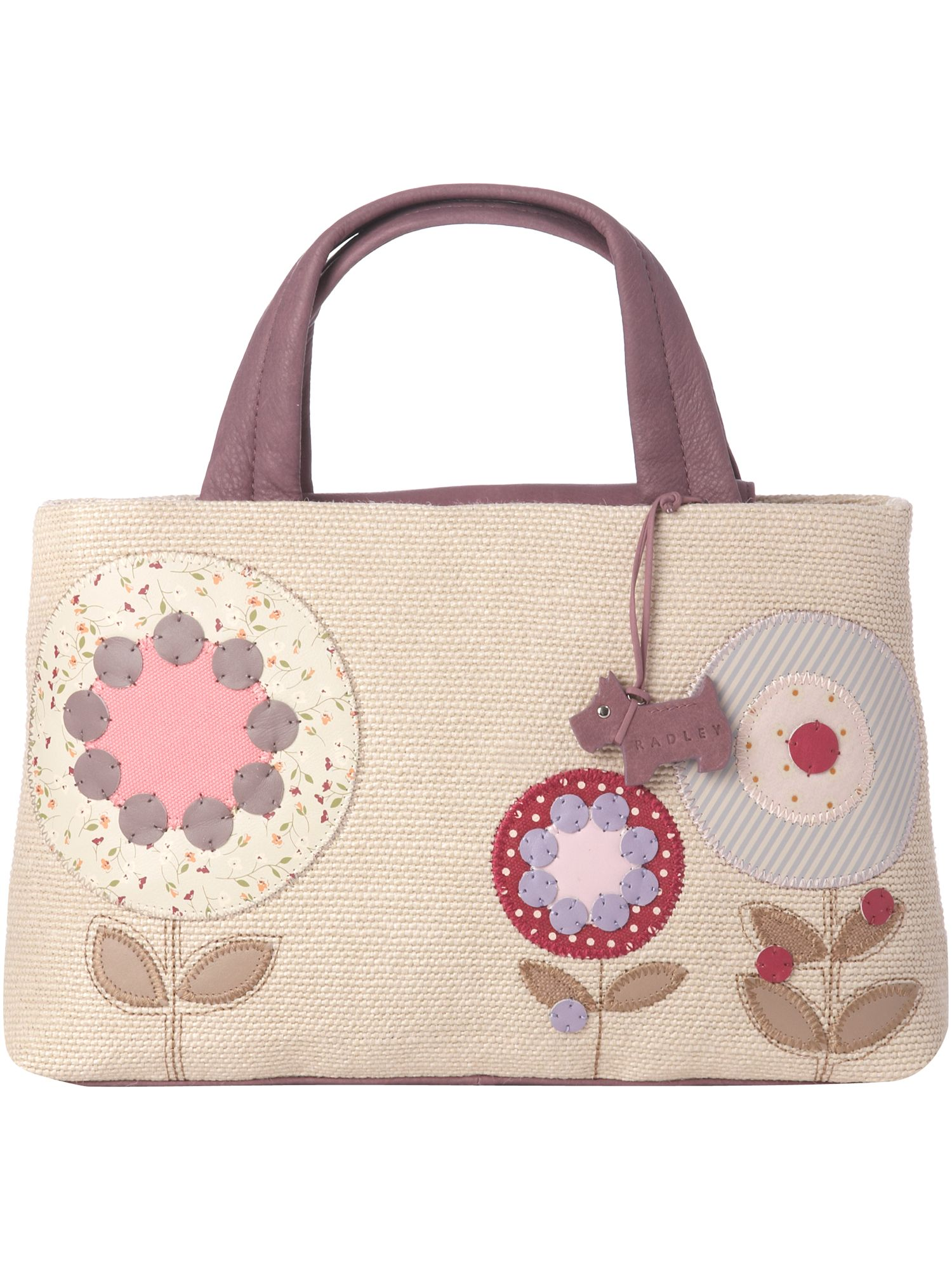 Olney medium canvas tote bag