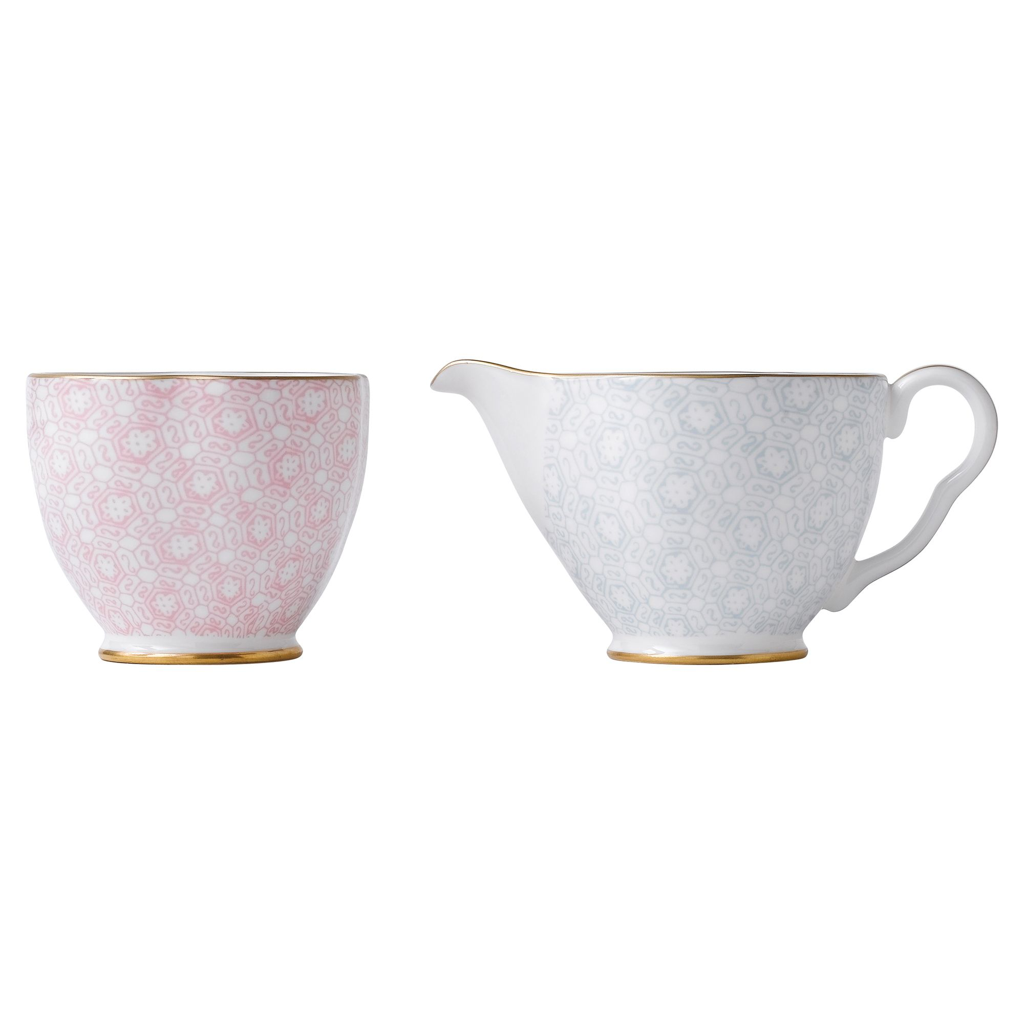 Creamer&sugar pot set