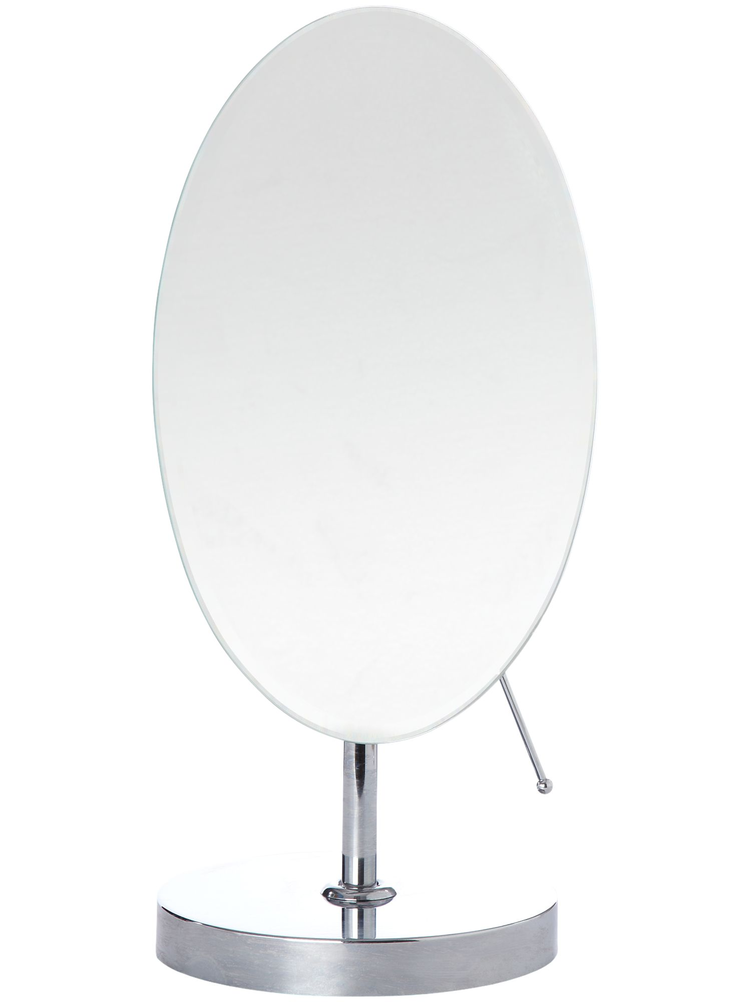 Linea Large Oval Mirror Oval Bathroom Mirrors
