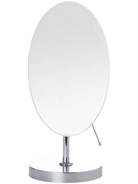 Linea Large oval mirror