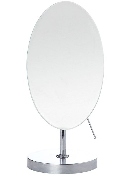 Linea Large Oval Mirror House Of Fraser