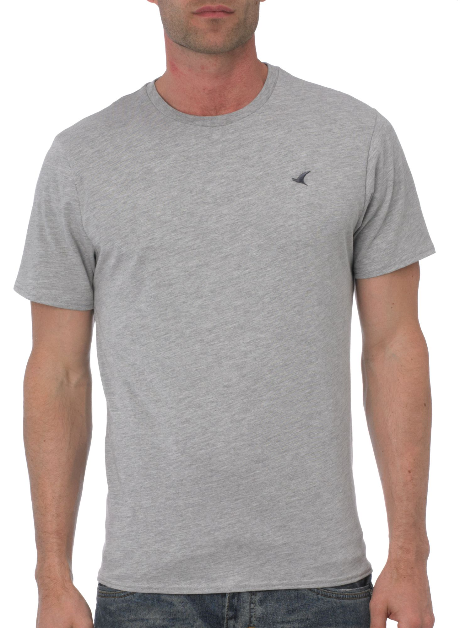 Howick logo nightwear t shirt grey marl review compare for Grey marl t shirt