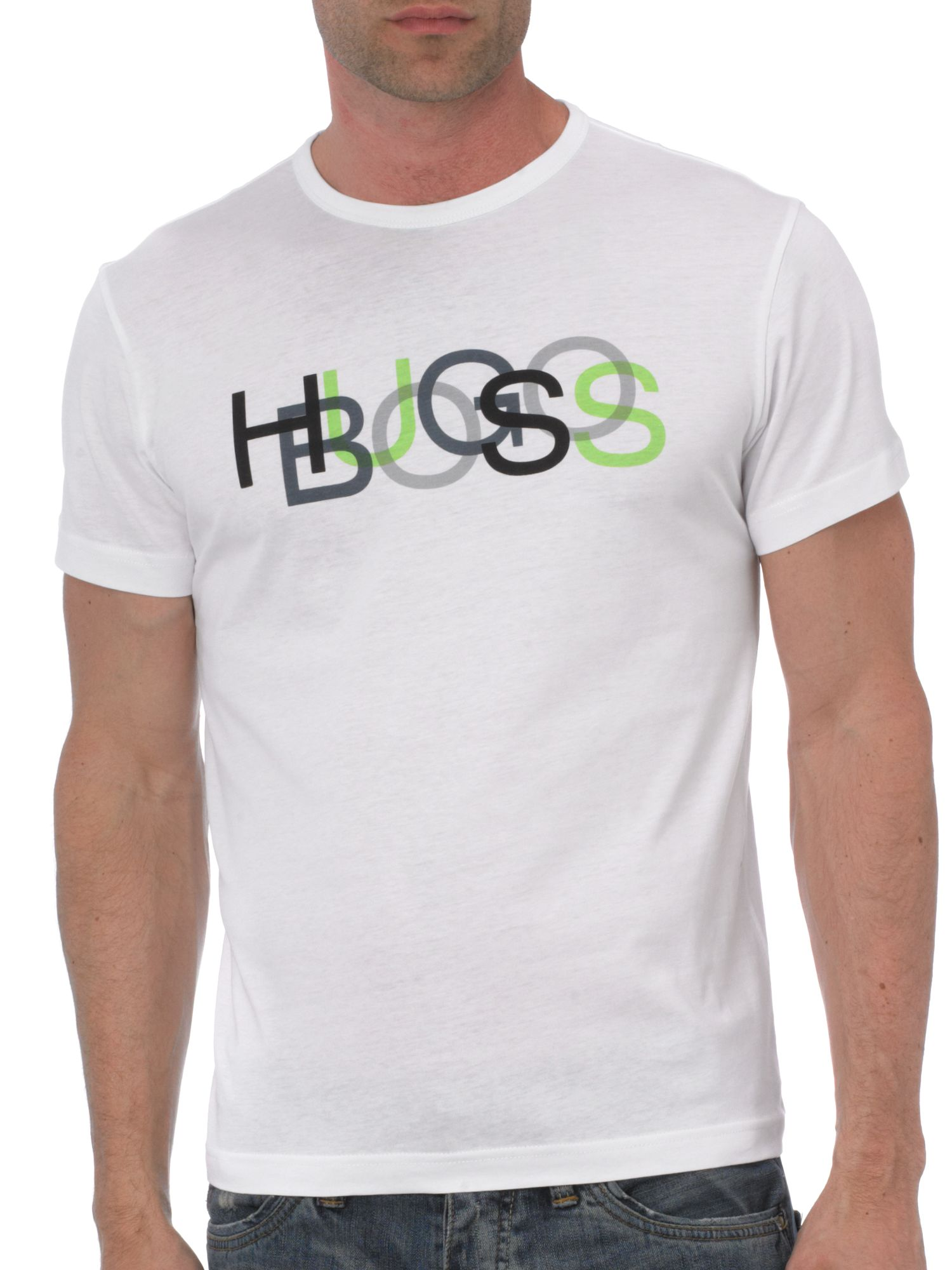 Hugo Boss Boss logo t-shirt product image