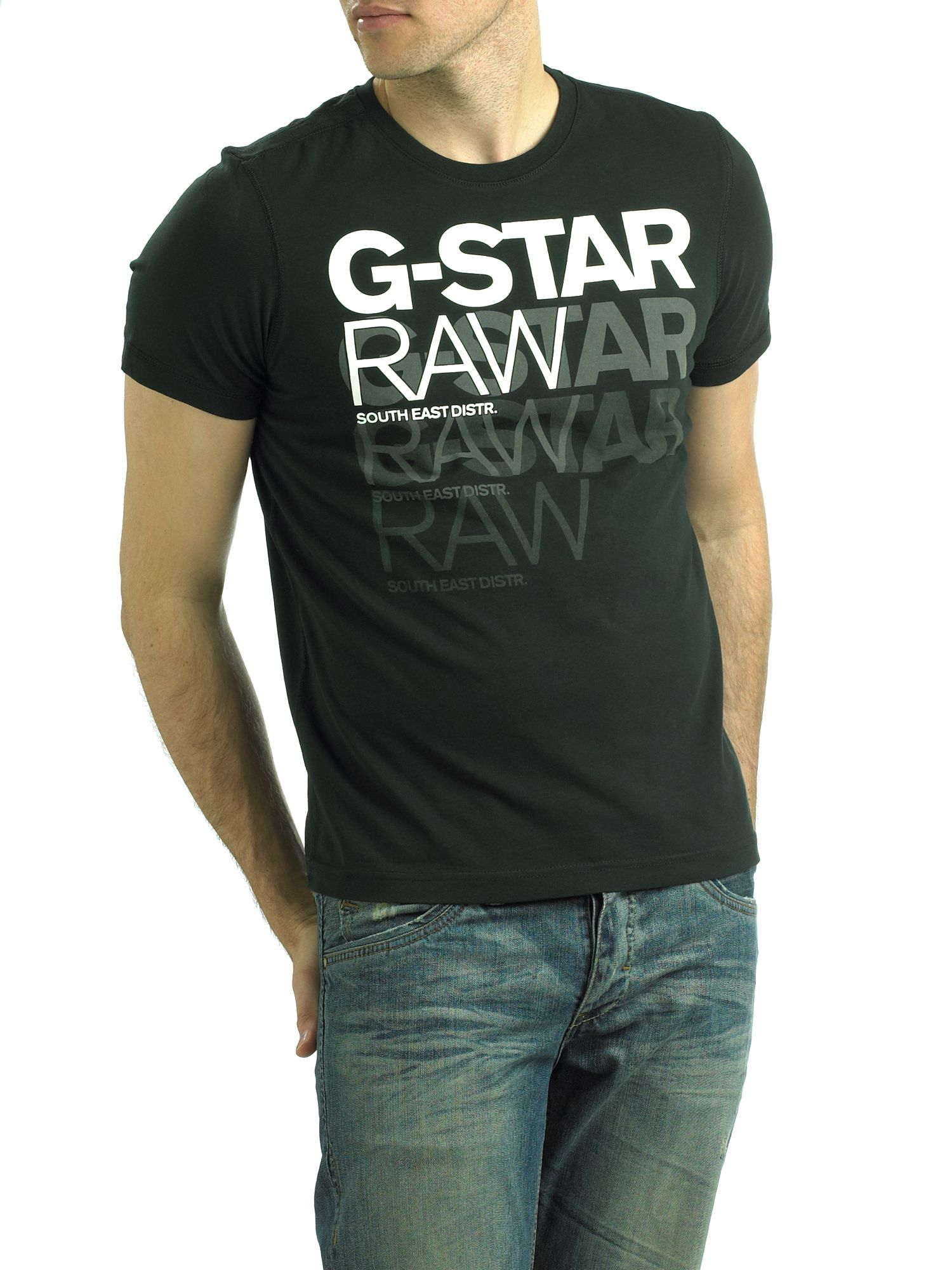 G-Star Short-sleeved multi logo sunrise T-shirt product image