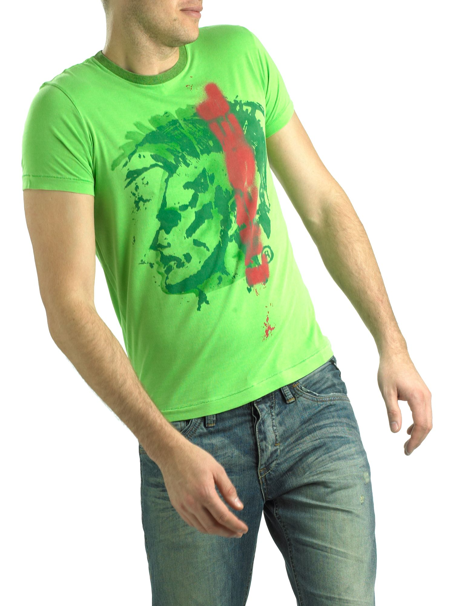 Diesel T-shirt mohican product image