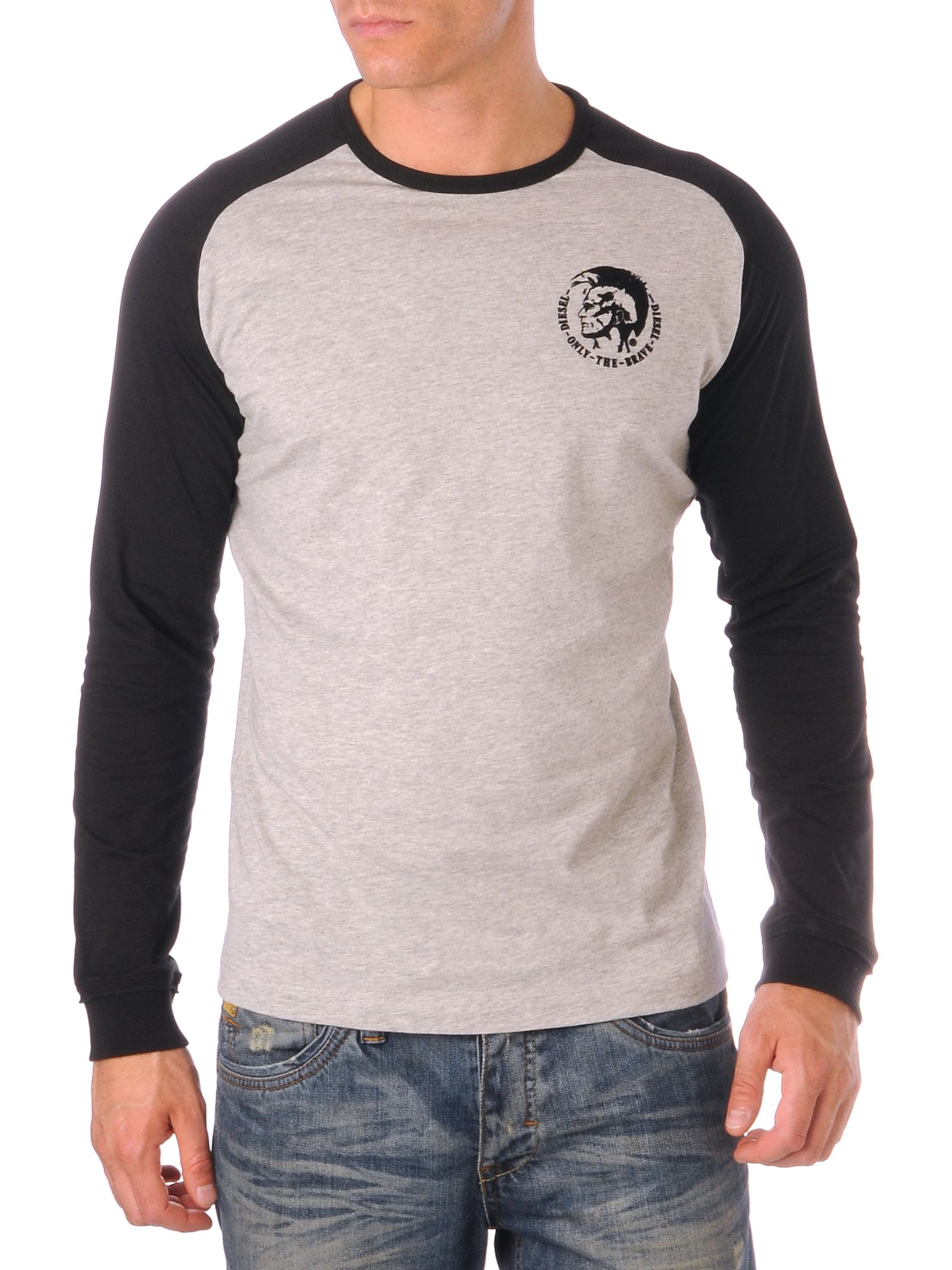 Diesel T-shirt Long sleeve Raglan product image