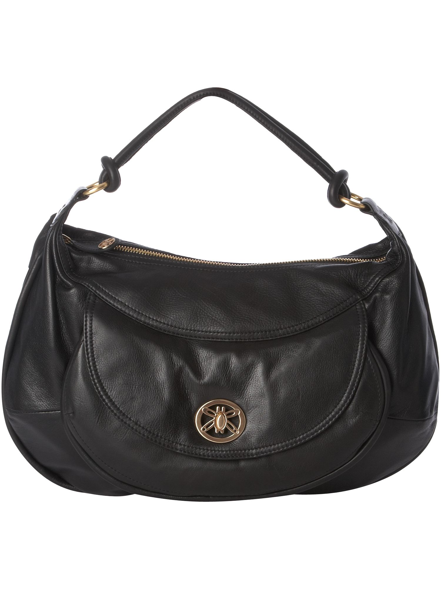 Ri2K Alpha large leather hobo bag product image