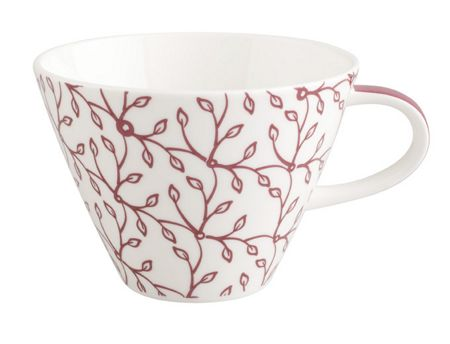 Villeroy & Boch Caffe club floral berry large coffee cup