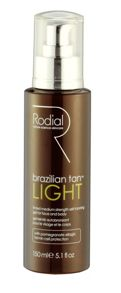 Rodial 150ml brazilian tan light