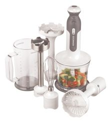 HB724 triblade handblender and masher
