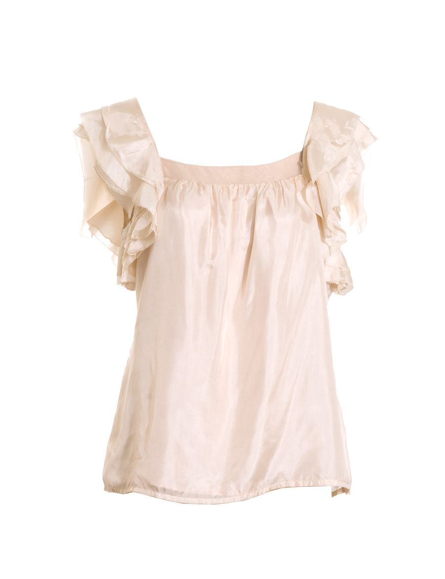 Aftershock Belinda Blouse Blouse - Salmon product image
