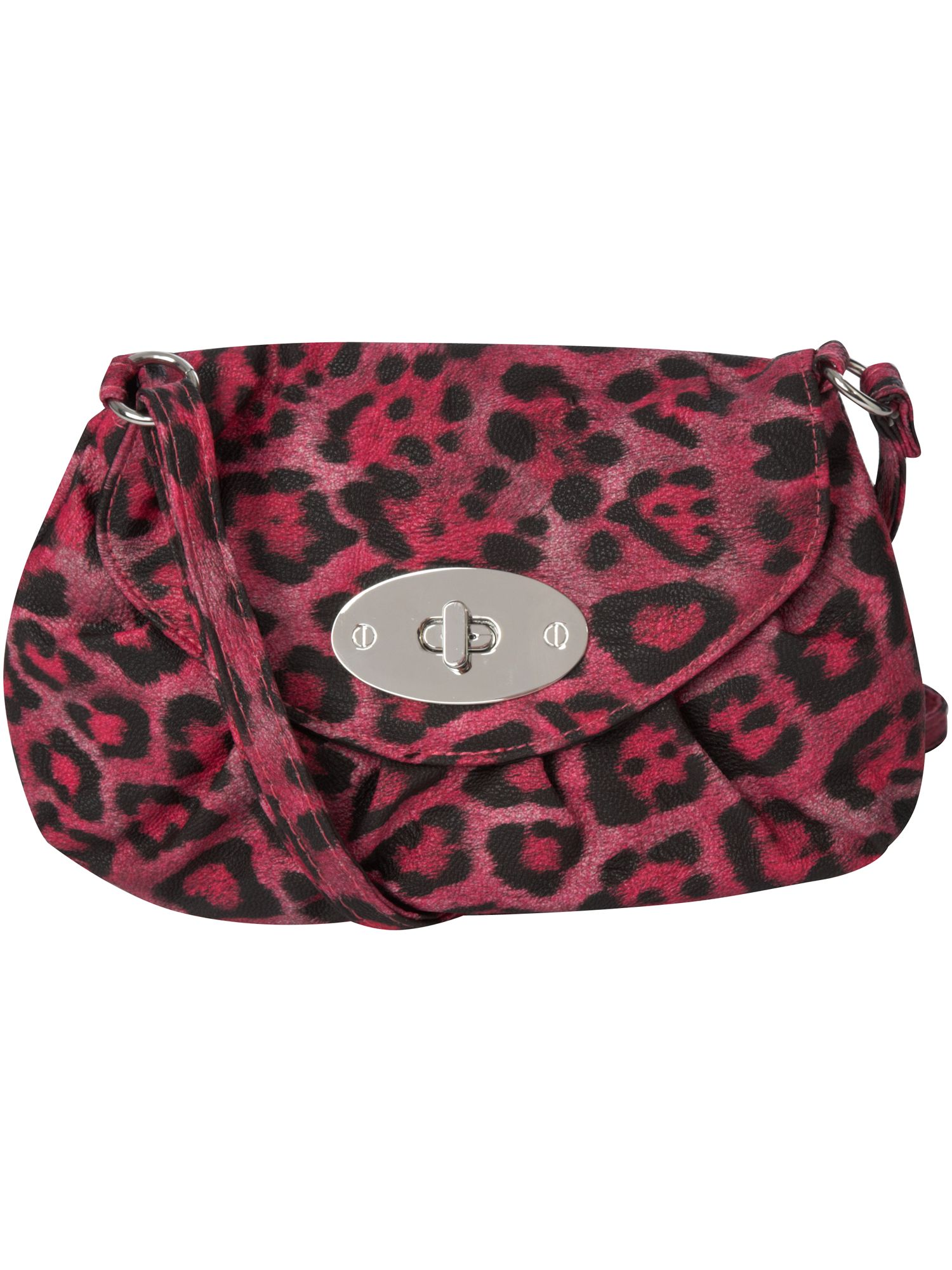 Therapy Pageant Princess animal print cross body bag product image