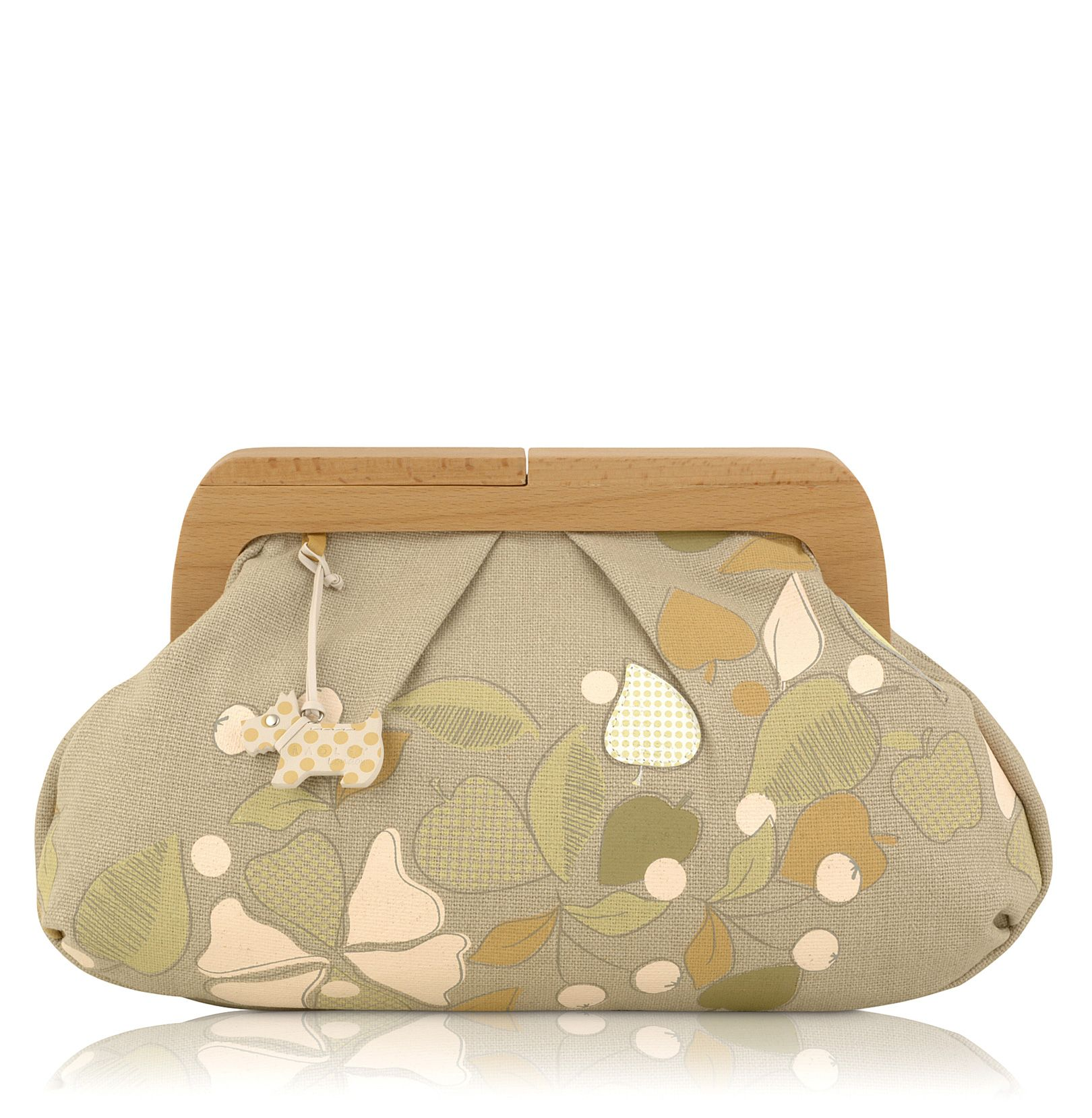 Woodstock Oversized frame clutch