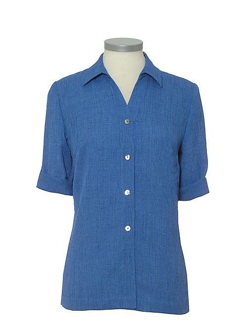 Eastex Fleck blouse Seascape product image