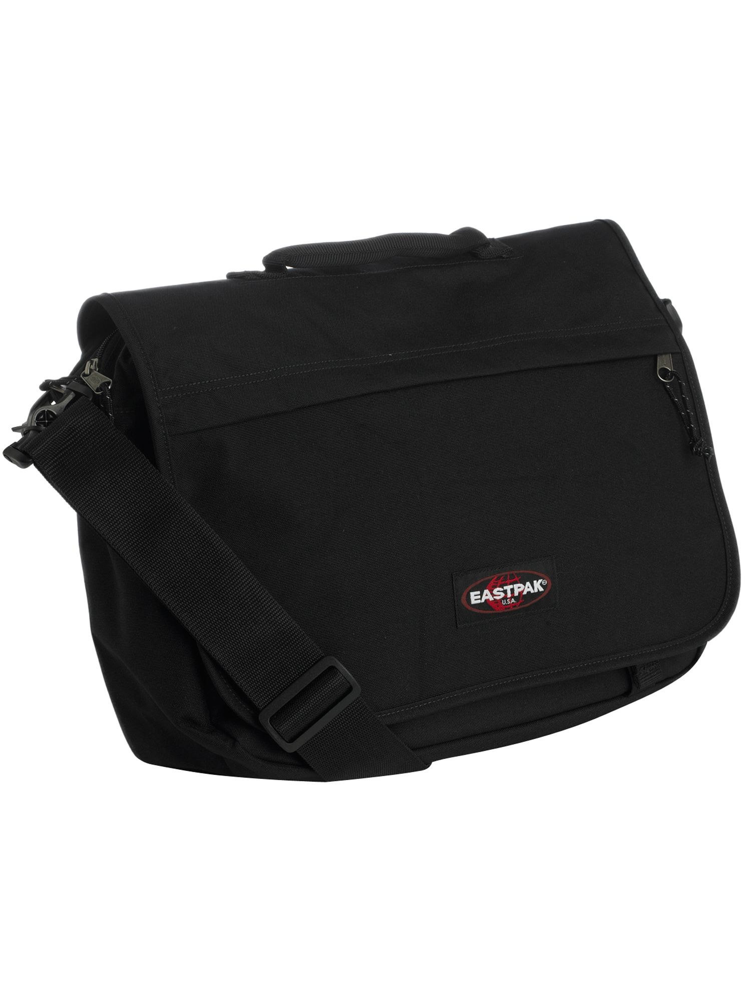 Black Laptop Messenger