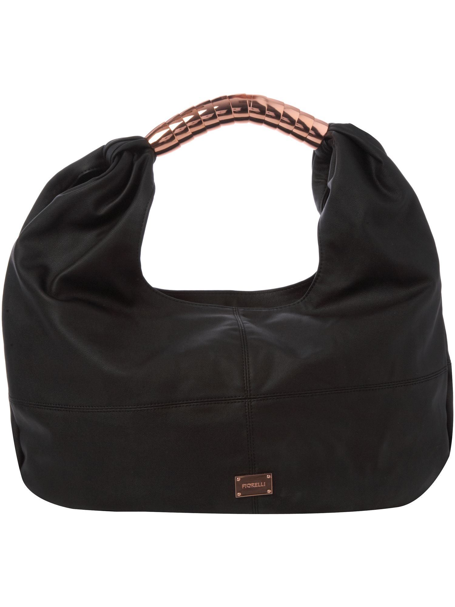 Fiji large shoulder hobo bag